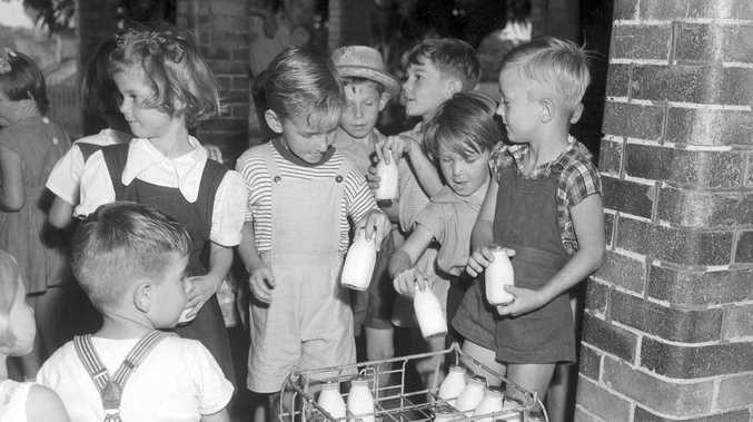 Seven decades later, we look back at what life in Australia was like in the 1950s. Picture by A. Pascoe. C957.41. The Courier-Mail Photo Archive.