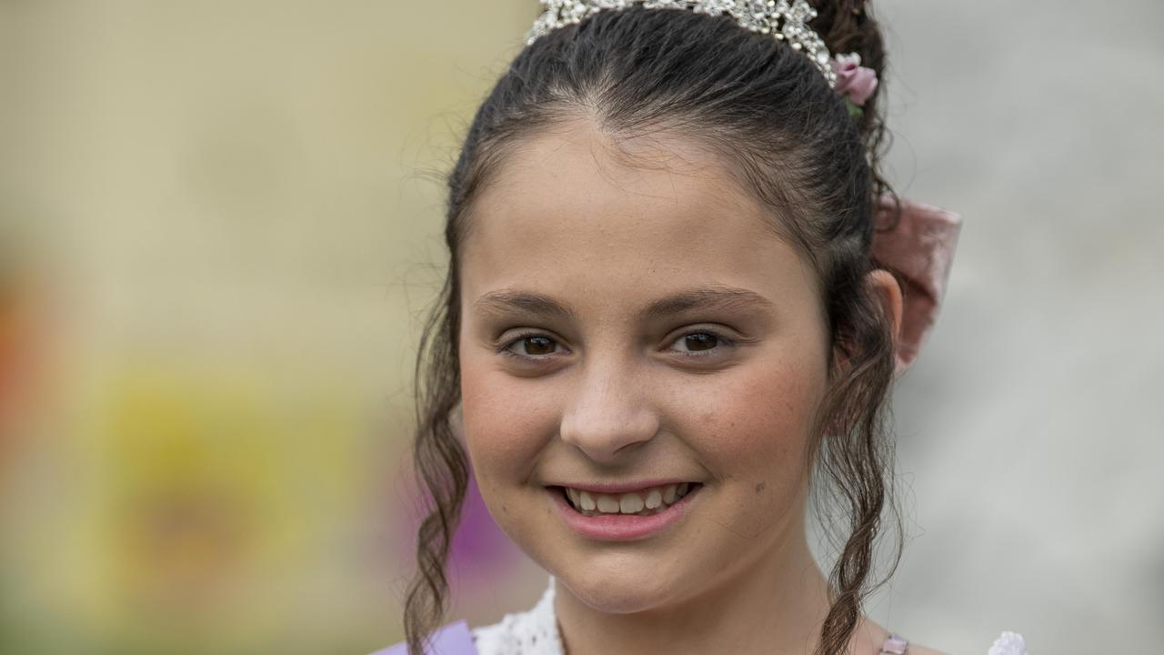 2020 Junior Jacaranda Queen candidate Emily Rose Pulis.