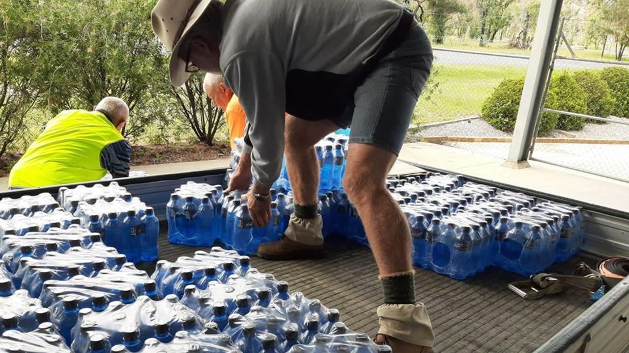 Volunteers put in hours of hard work since September last year.