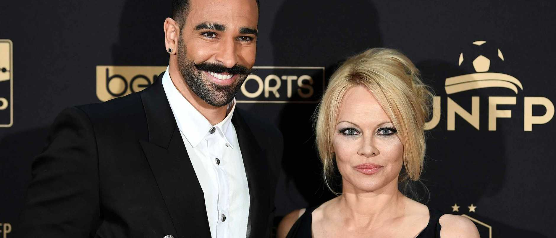 A former teammate of football star Adil Rami has revealed how the Frenchman used to brag about his wild sex life with Pamela Anderson.