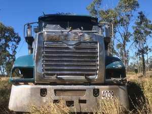 BREAKING: Driver flown to Mackay hospital
