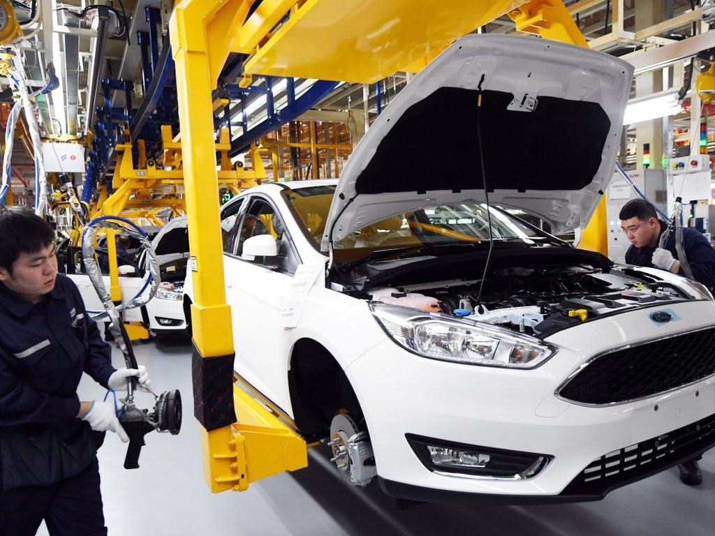 Their car industry is now 10 per cent of China's entire economy. Picture: Supplied.