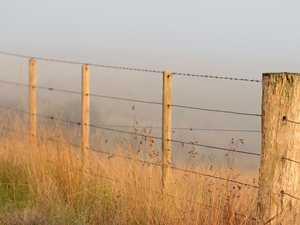 UPDATE: Boy taken to hospital after barbed wire fence crash