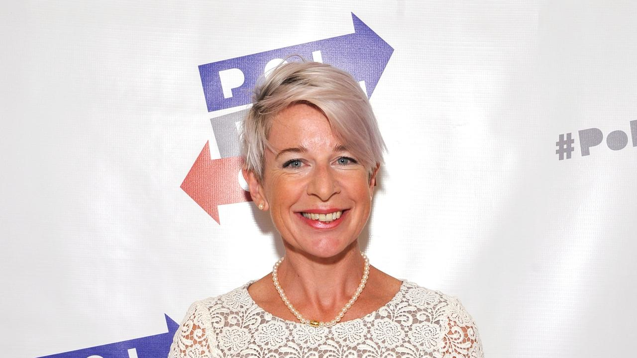 Katie Hopkins had been banned from Twitter before. Picture: John Sciulli/Getty Images for Politicon
