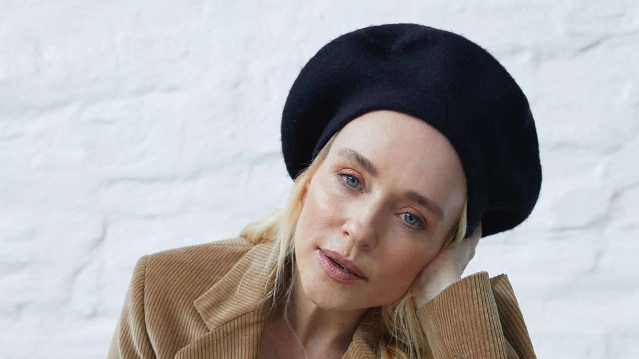 Susie Porter as pictured for Stellar.(Picture: Daniel Nadal for Stellar)