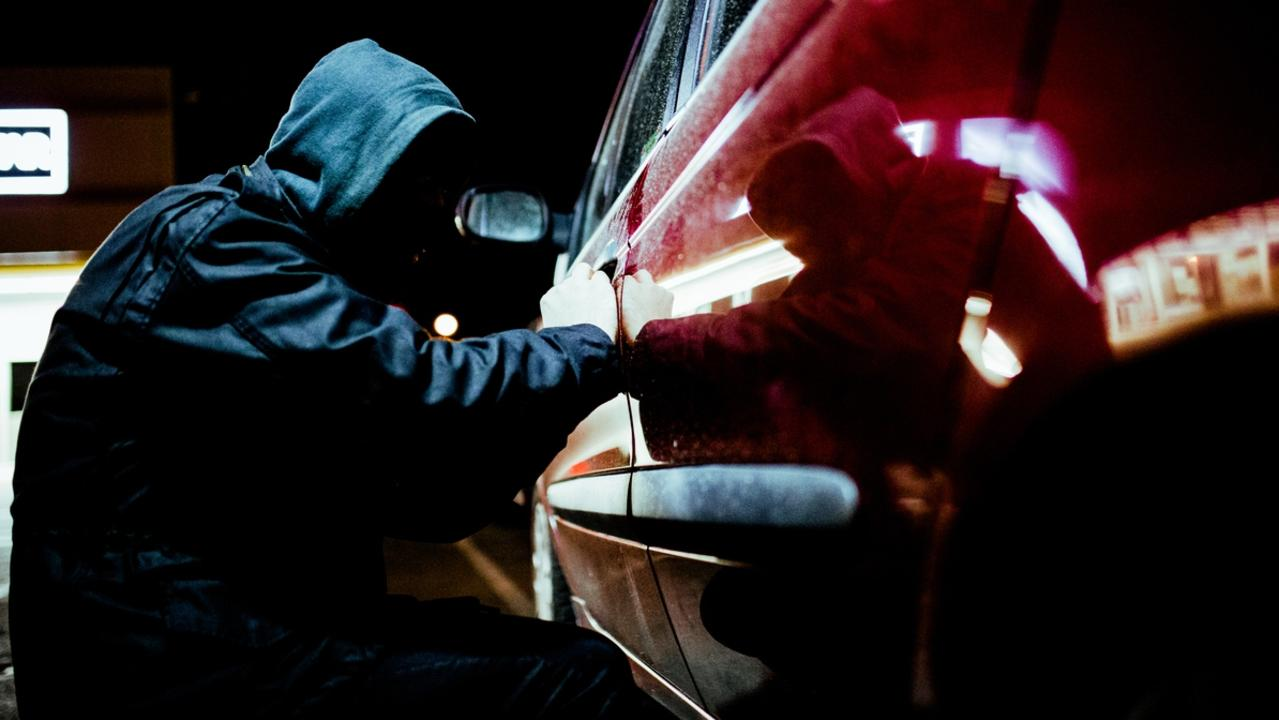 Nine cars have been reported as stolen on the Coast.