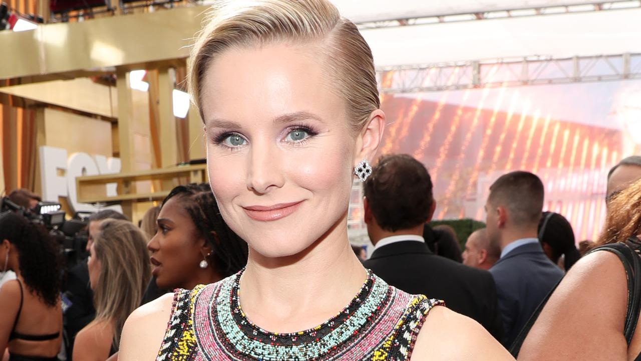 Kristen Bell reveals more about her new role in Central Park and her marriage. Picture: Getty