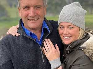 Sam Armytage announces engagement