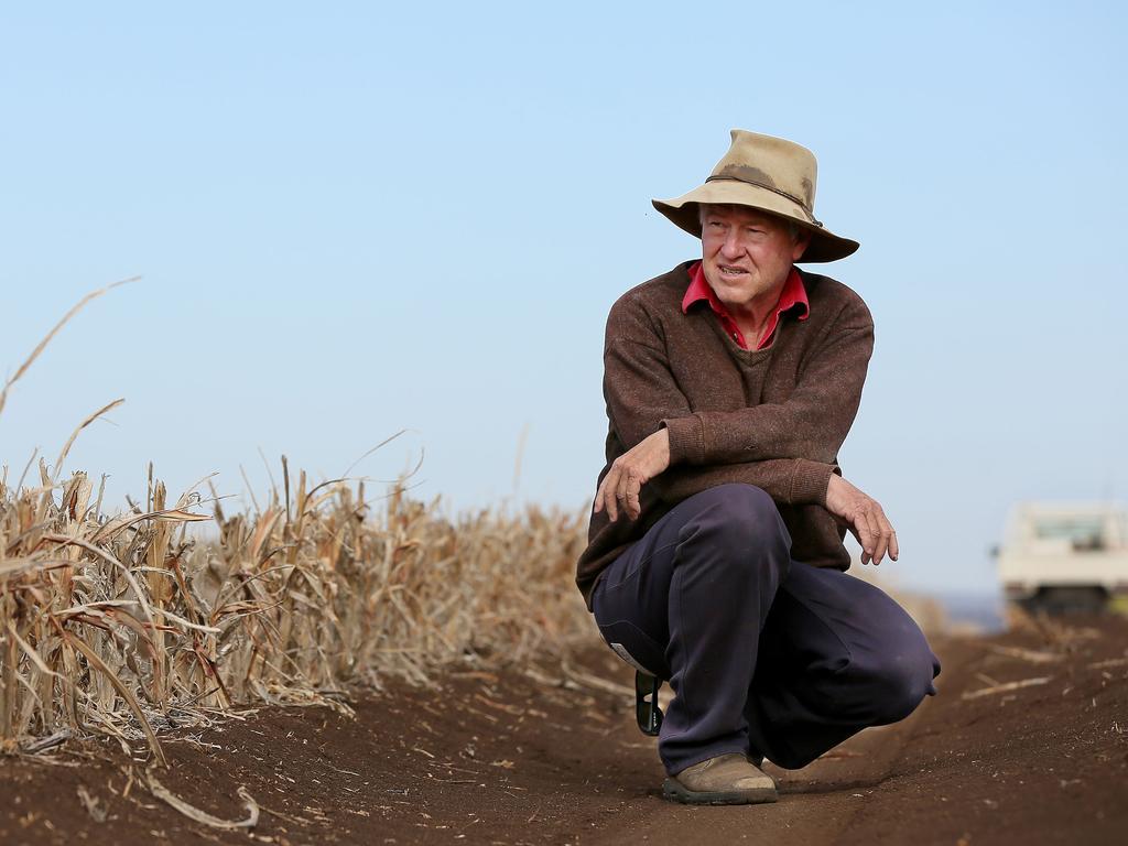 Farmer Xavier Martin says the Berejiklian government is not listening to NSW Farmers.