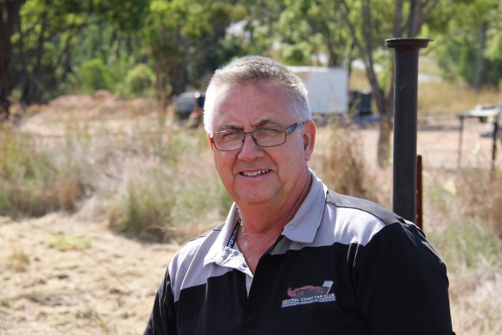 Mark Boyd of Gladstone.