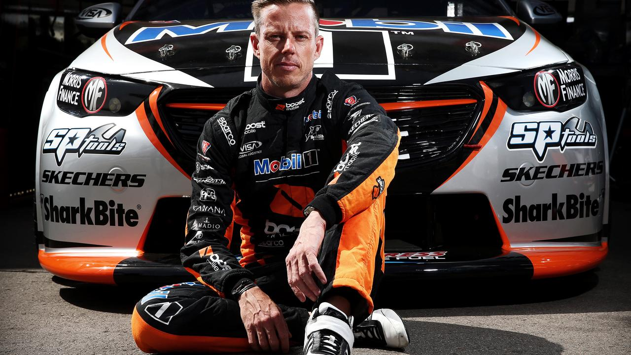 James Courtney has only now been able to speak publicly about the years of private pain.