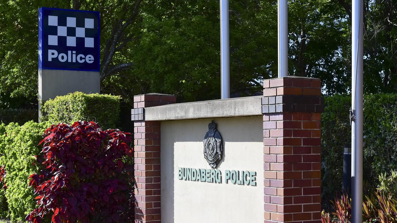 Bundaberg Police Station.