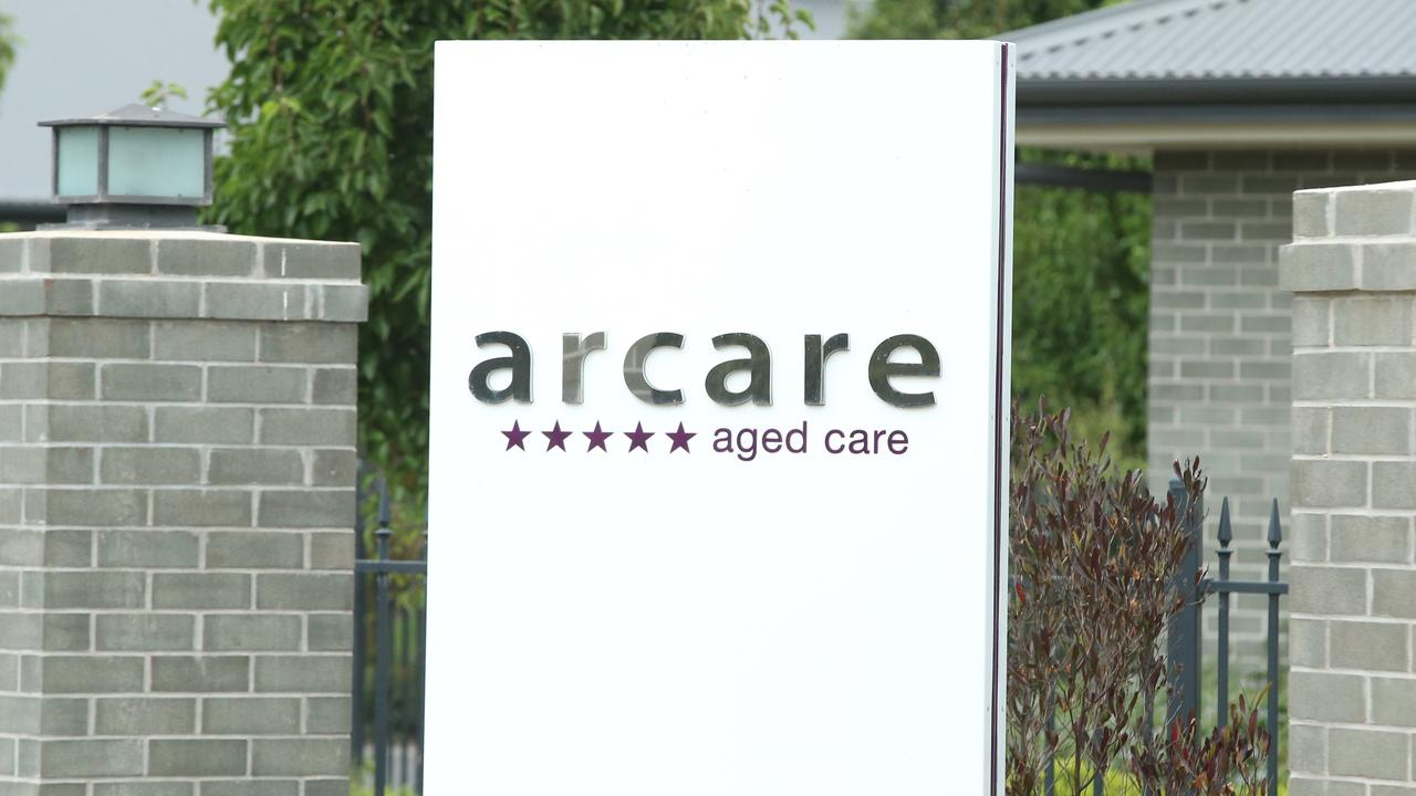Residents are concerned of an increase in traffic congestion when the new Arcare aged care facility opens in 2021 (This photo taken at Point Lonsdale Arcare facility) Picture: Alan Barber.