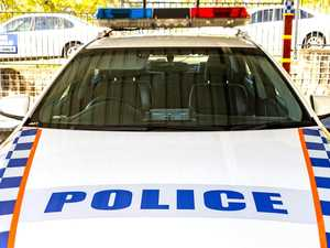 Man threatened and car stolen at shopping centre