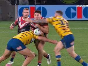 Eels fume after judiciary whacks Brown
