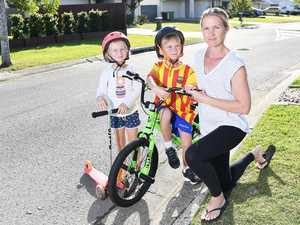 'They would've killed a kid': Mum calls for speeding to stop