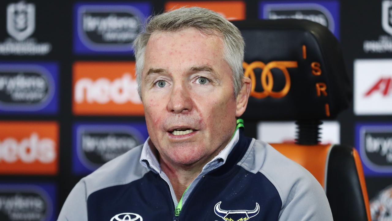 Cowboys coach Paul Green is under plenty of pressure. Picture: Brendon Thorne/AAP
