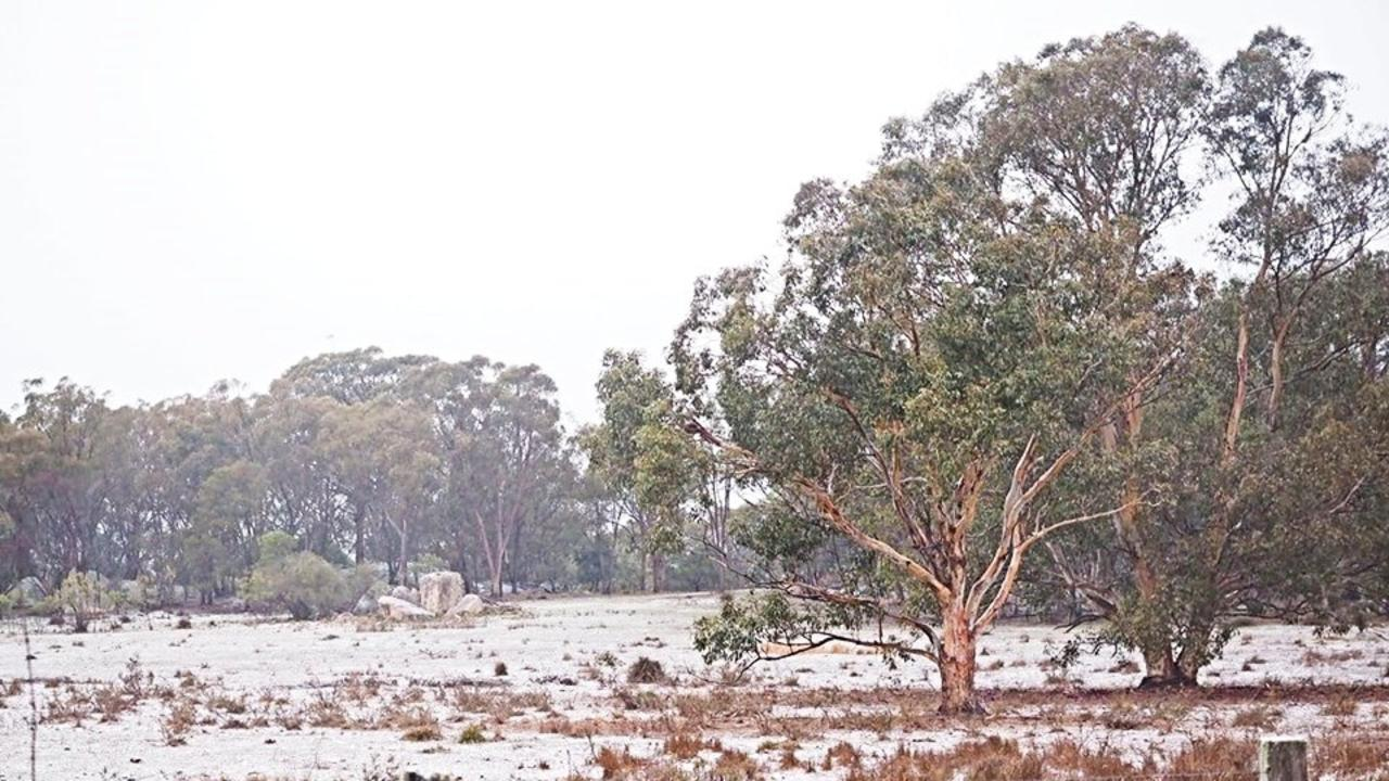 ICY BLAST: Granite Belt residents could wake to snow flurries and sleet on Tuesday morning as a frosty blast moves across the region.