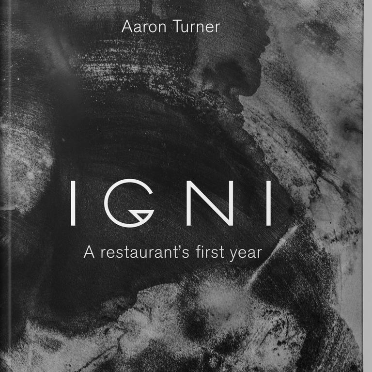Igni is a book for food lovers.