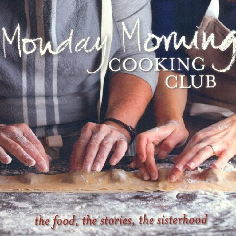 The recipes from Monday Morning Cooking Club are full of love.