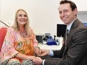 New clinic helps disease sufferer manage new life