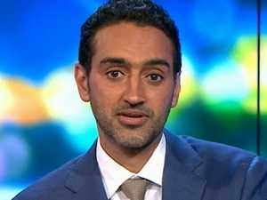 Waleed hit by 'abhorrent' online lie