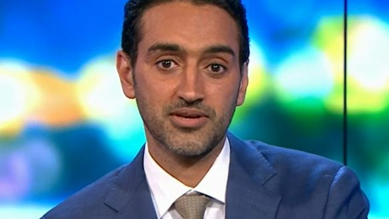 Waleed Aly at the centre of a bizarre false story