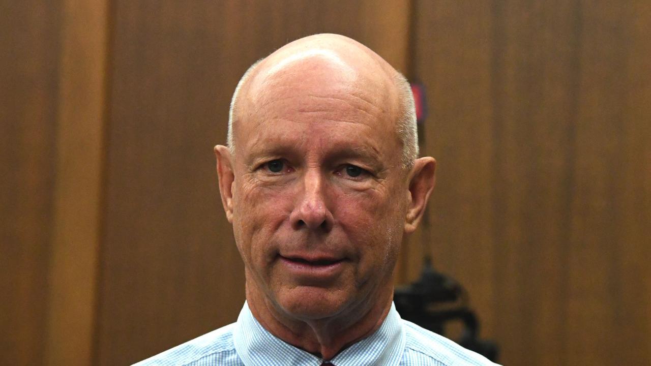 """Cr Bob Fredman says Gympie Regional council is """"bleeding money."""""""