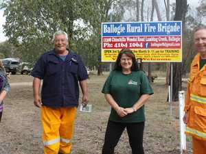 GALLERY: It's all coming up Ballogie!