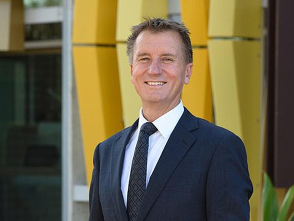 CQUniversity president Nick Klomp said changed course fees could incentivise people to live and work in regional towns.