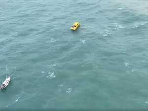 Two yachtsmen come a cropper in CQ waters