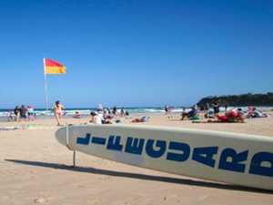 Lifeguards warn surfers: Stay out of swimmers' area