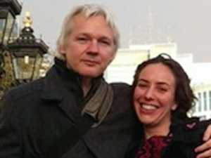Julian Assange's secret love affair