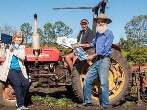 Organic farmers jump on board digital news service