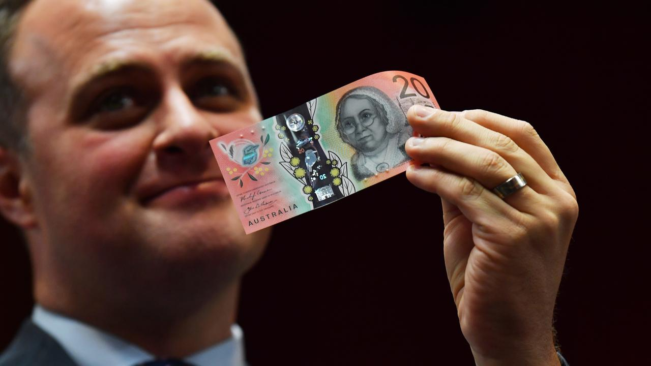 Tim Wilson says a super raise would cost jobs and wages. Picture: Dean Lewins/AAP