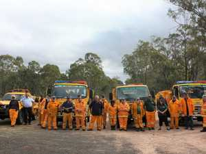 Ballogie Rural Fire Brigade Lunch