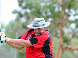 Veteran golfer puts experience to work at club champs