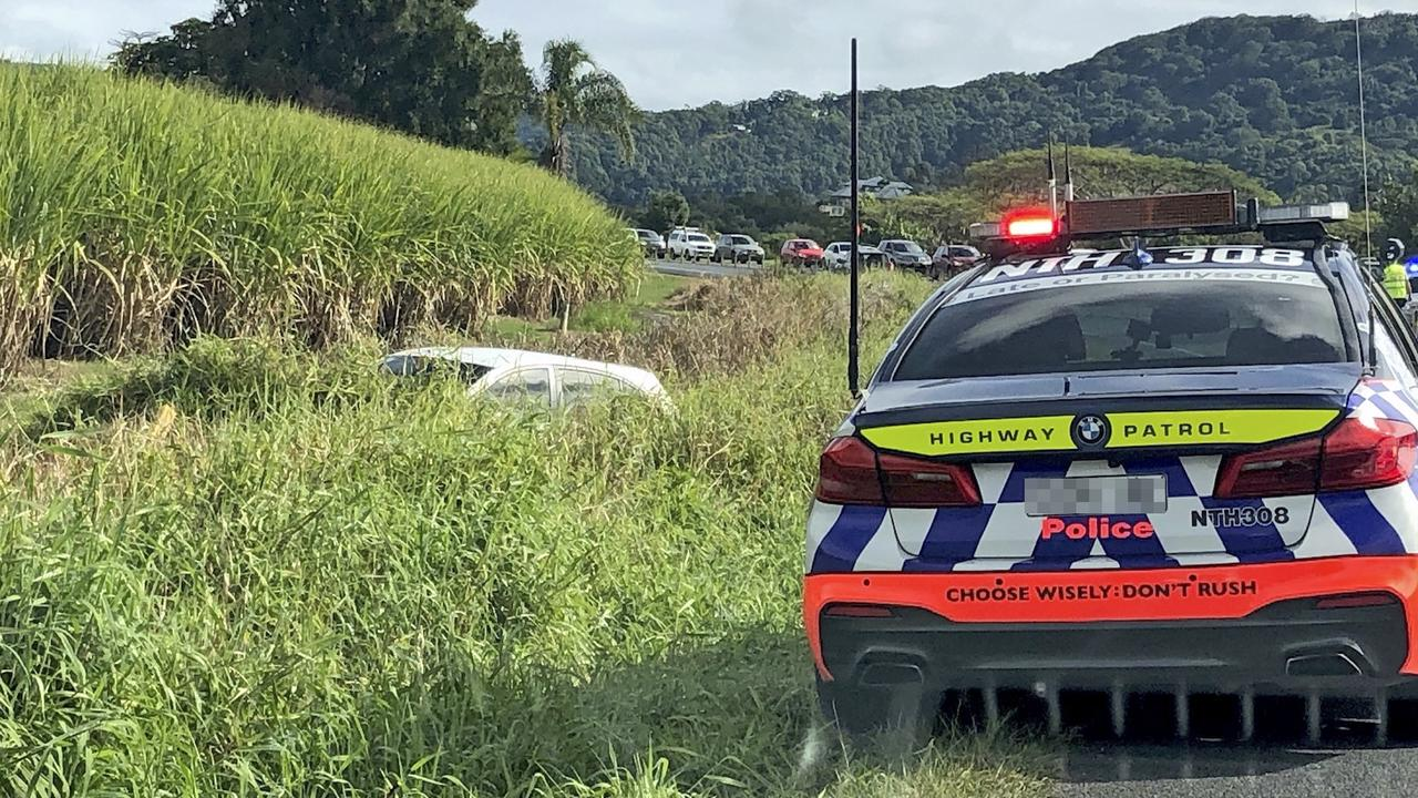 A man who allegedly led police on a high-speed car chase through Murwillumbah will have to face court and a hefty compensation bill. Photo: Tweed Byron Police District.