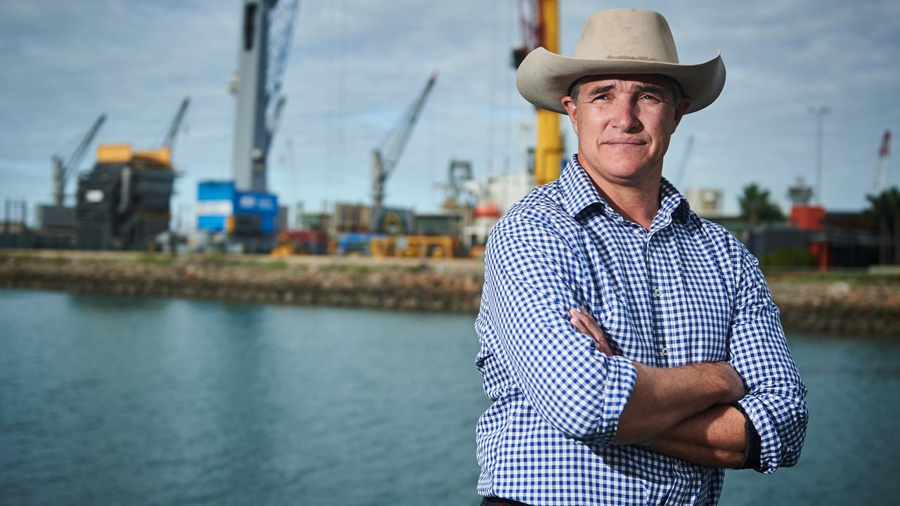 Traeger MP Robbie Katter is calling for immediate state and federal legislation to save thousands of mining North Queensland jobs. Photo: Scott Radford-Chisholm