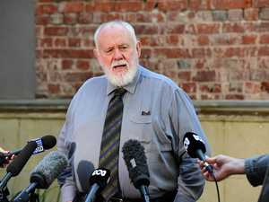 'Never let the bastard out': Trevor opposes killer's parole