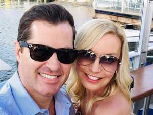 Dumped TV star charged with domestic violence