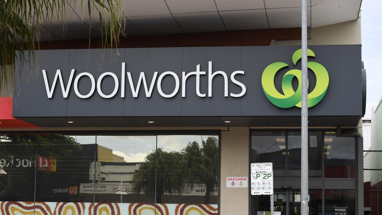 Woolworths is cutting more than 1300 jobs.