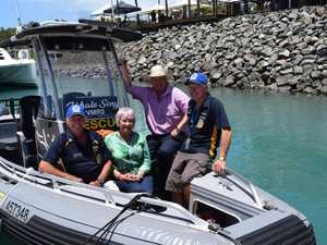 'Thanks for the memories': VMR Whitsunday