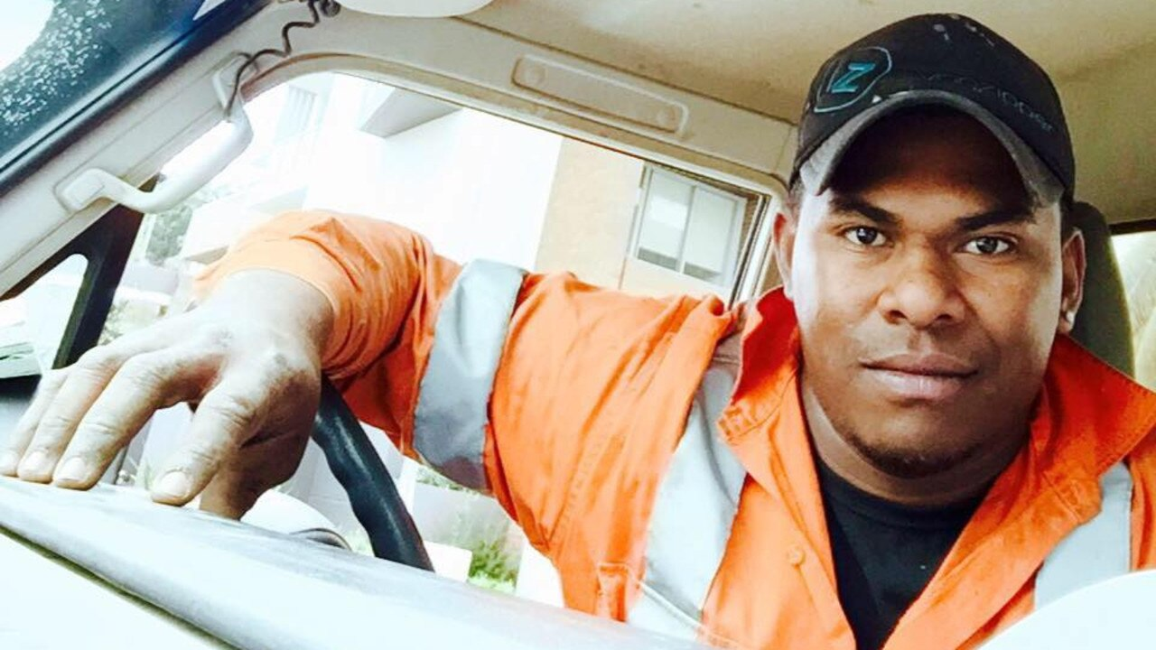 Police will allege Emmanuel Petueli Komung was part of a drug syndicate based in NSW and that he allegedly drove methamphetamine, cocaine and MDMA as far north as Gladstone.