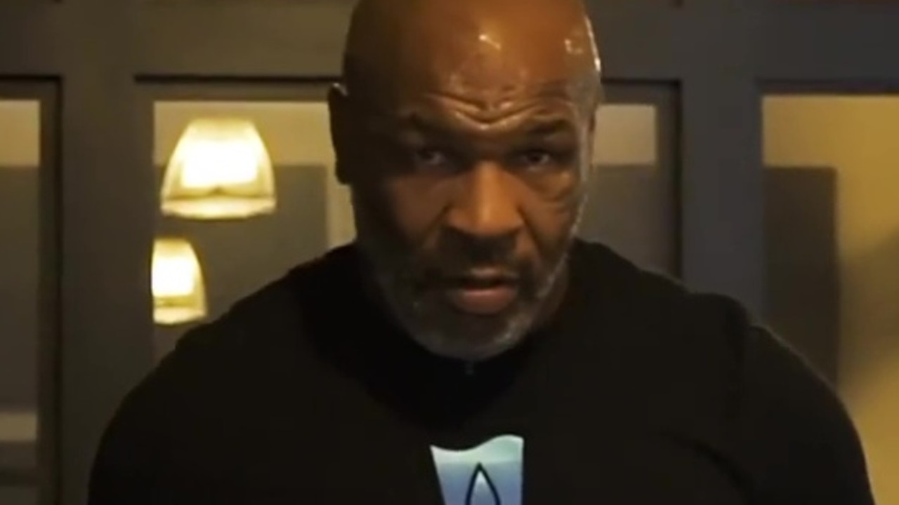 Mike Tyson is an absolute weapon.