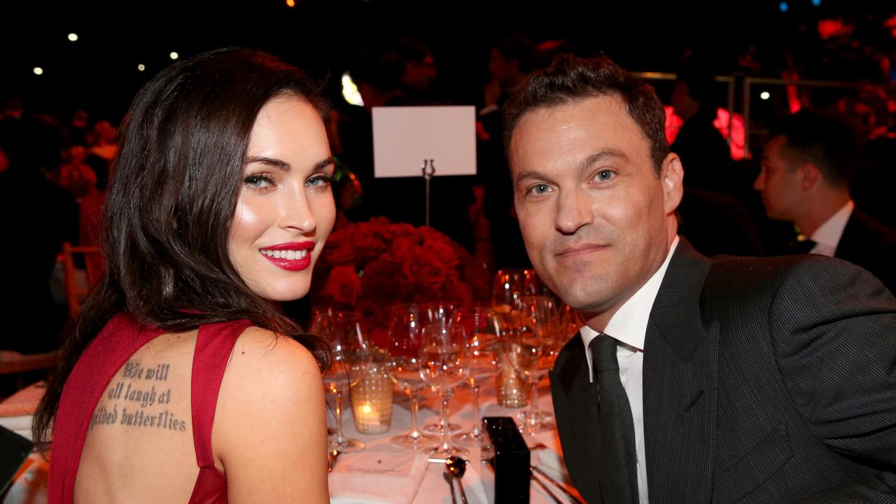Fox and her husband of 10 years Brian Austin Green recently split. Picture: Jonathan Leibson/Getty