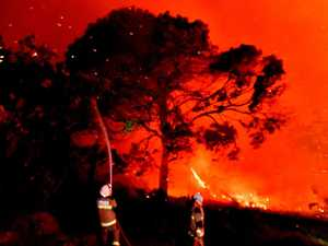 Nursing home bushfire plan fail