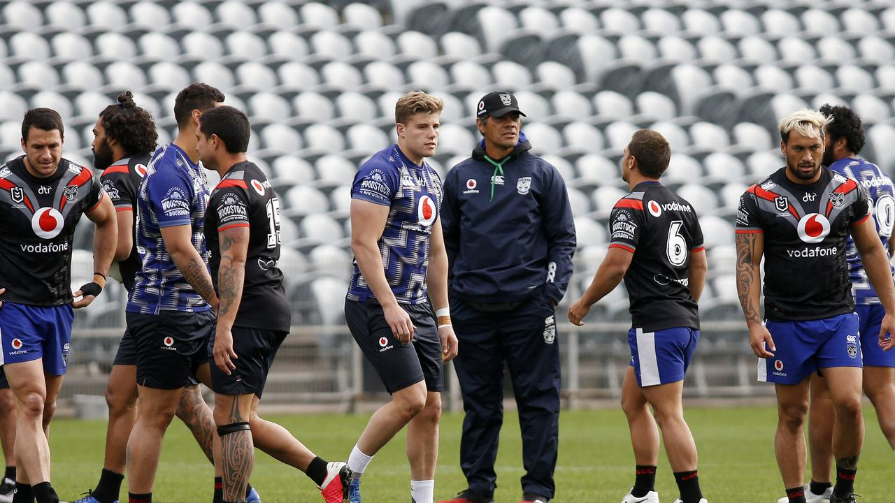 Coach Stephen Kearney was sacked with player recruitment in mind.