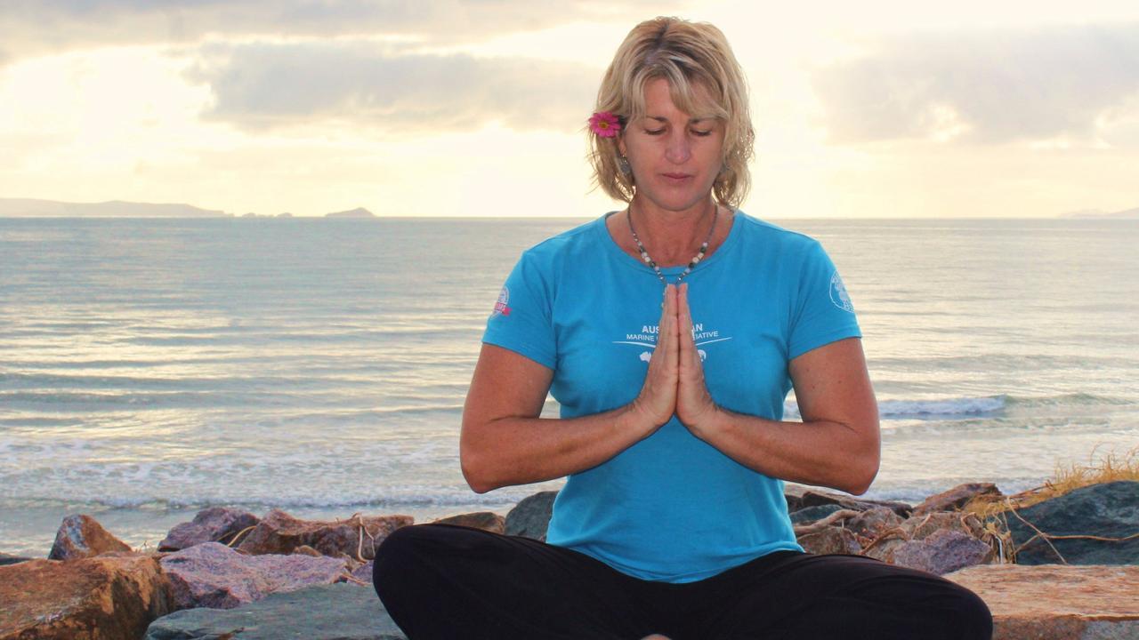 Yeppoon yoga teacher Shelly McArdle has been honoured by AAYT