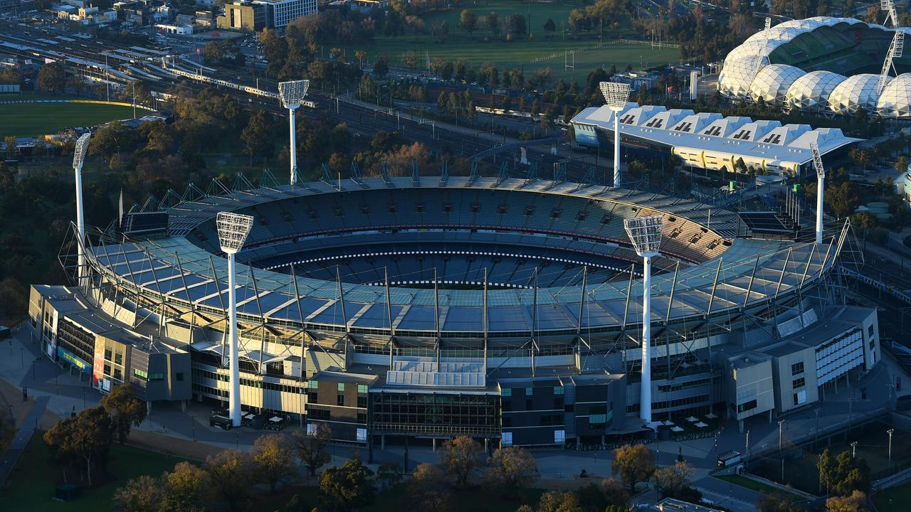 The MCG is the home of the Boxing Day Test, though the pandemic means CA will remain fluid over scheduling for the India series this summer.